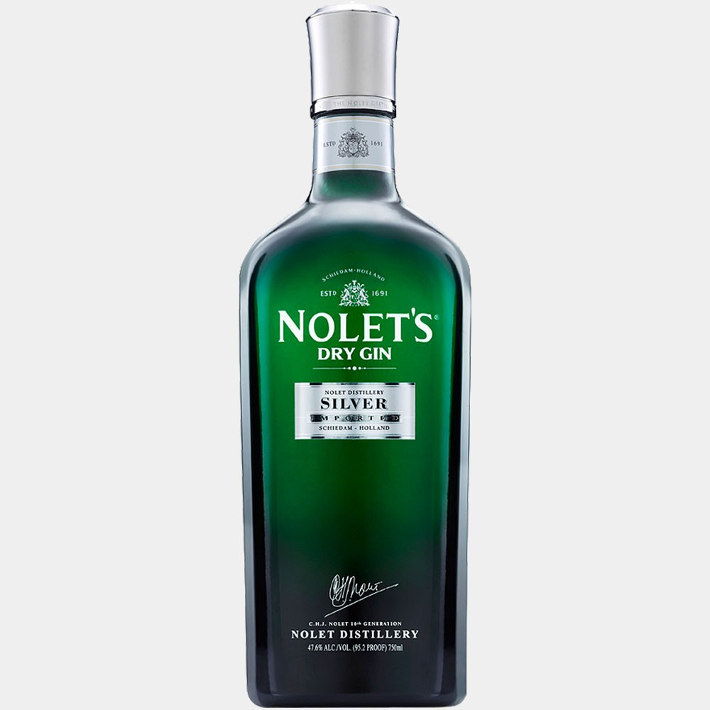 Nolet S Dry Gin Silver 47 6 0 7 L Im Gin Shop