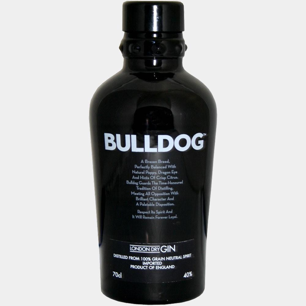 Bulldog Gin 0.7L 40% Alk.
