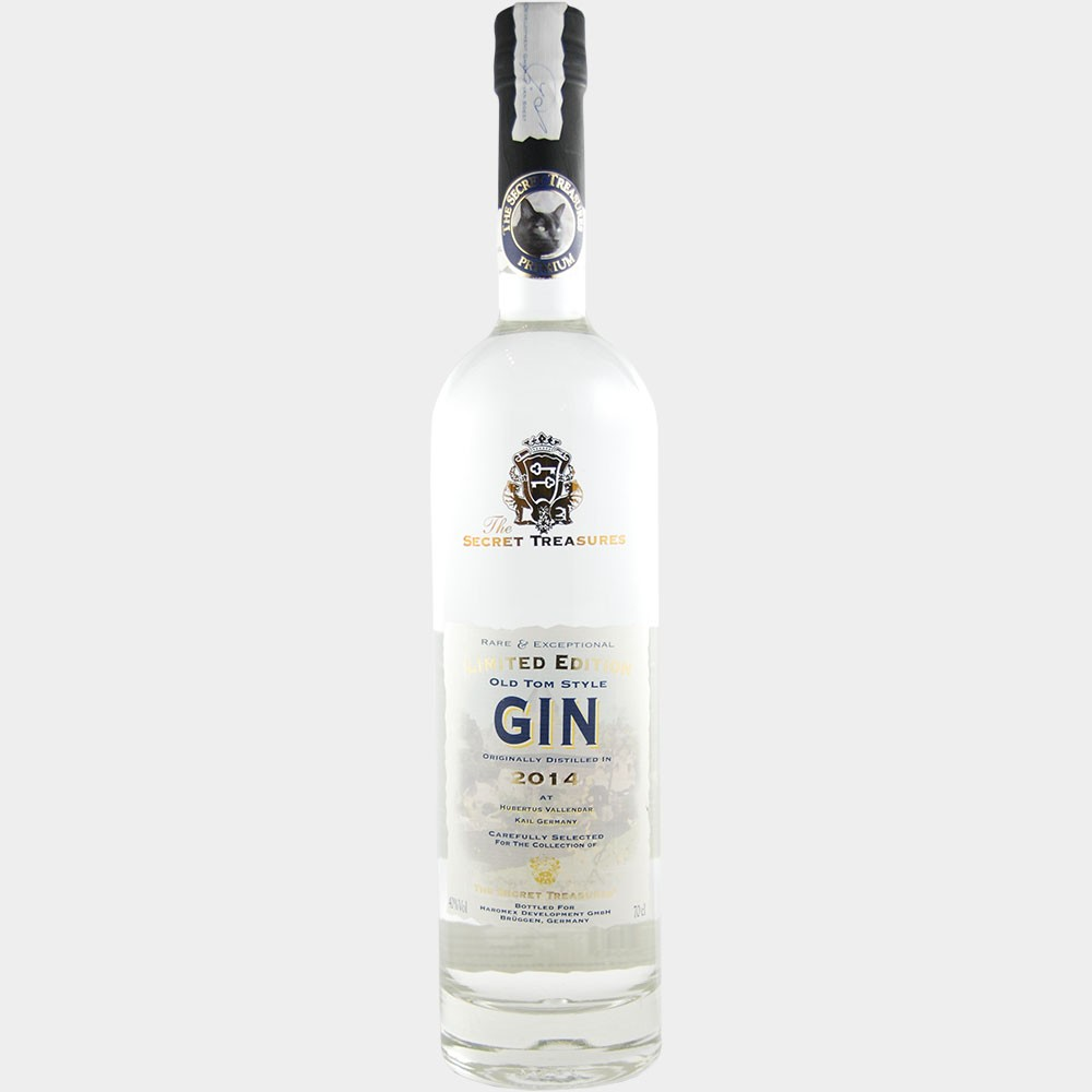 Secret Treasures Gin Old Tom Style 0.7L 40% Alk.