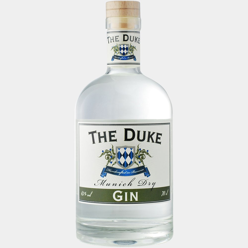 The Duke Munich Dry Gin 0.7L 45% Alk.