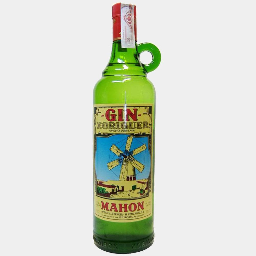 Xoriguer Gin 0.7L 38% Alk.