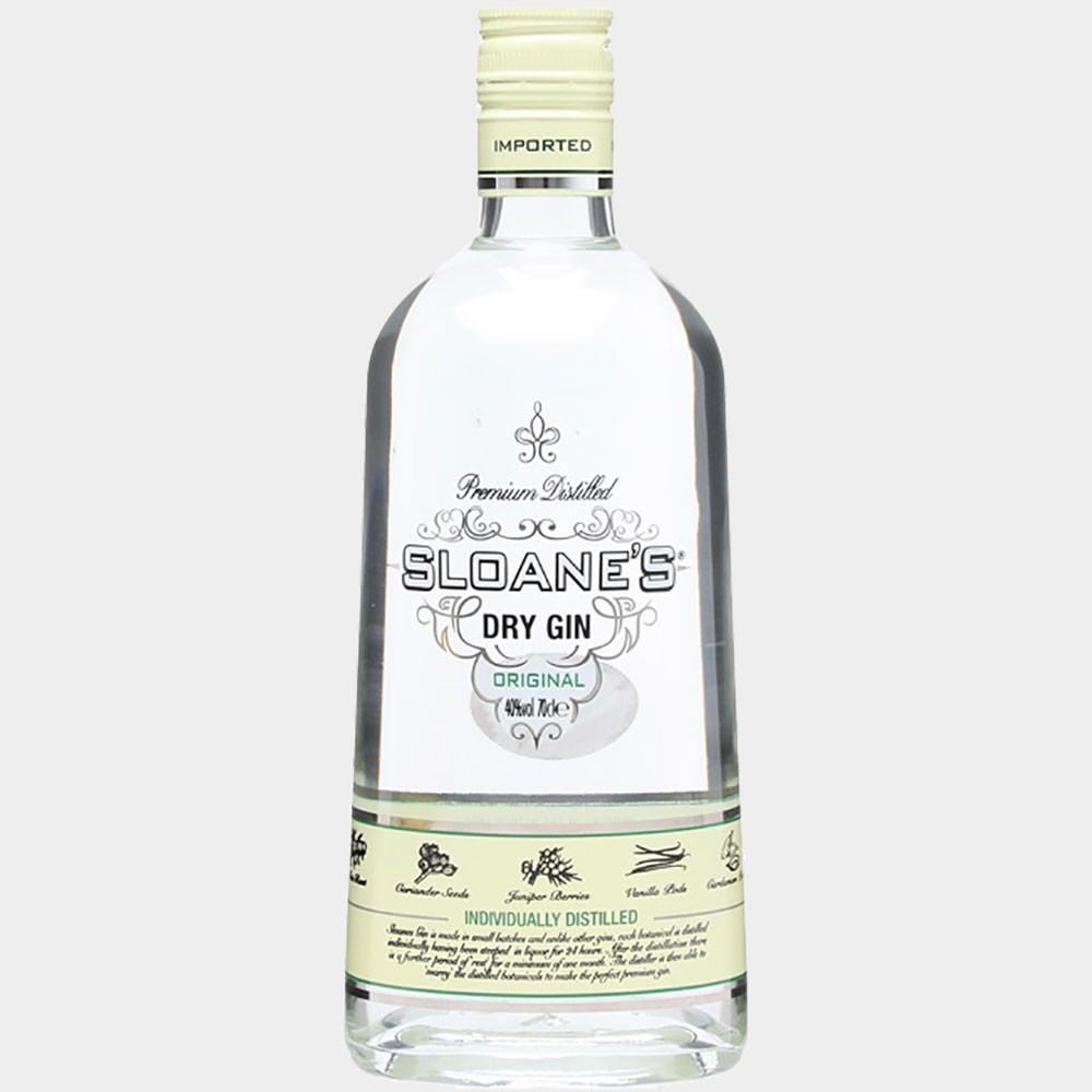 Sloane's Dry Gin 0.7L 40% Alk.
