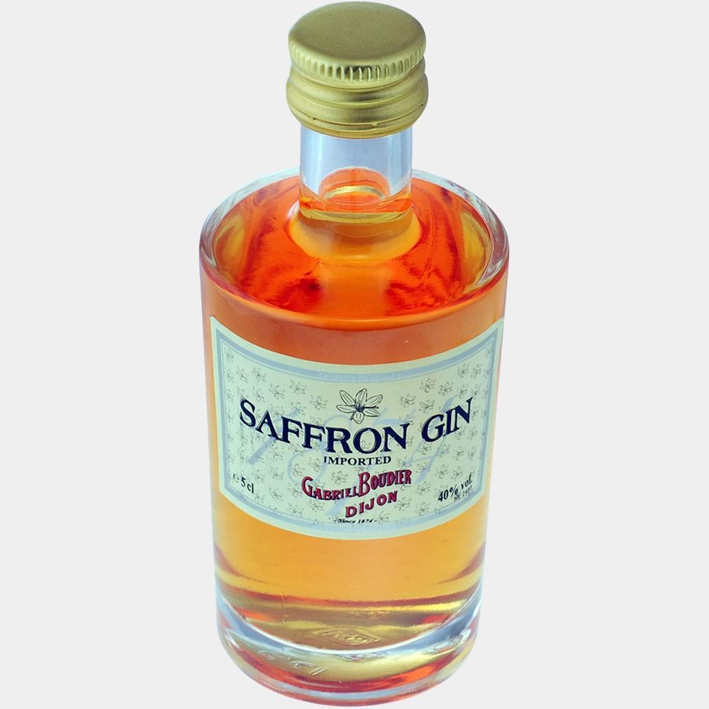 Saffron Gin (Miniature) 0.05L 40% Alk.