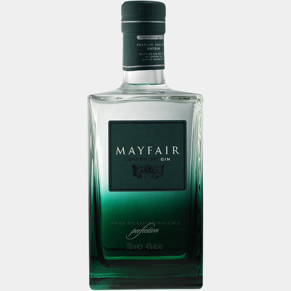 Mayfair London Dry Gin 0.7L 40% Alk.