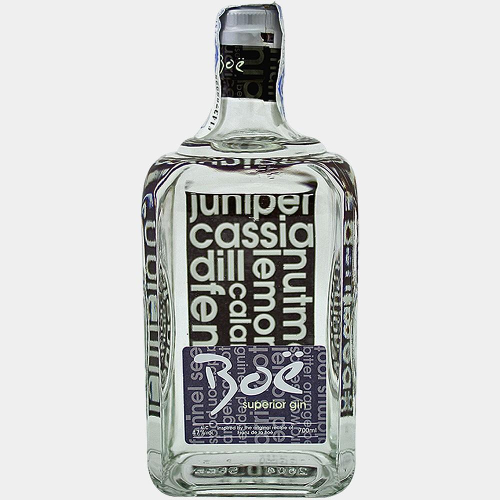 Boe Superior Gin 0.7L 47% Alk.