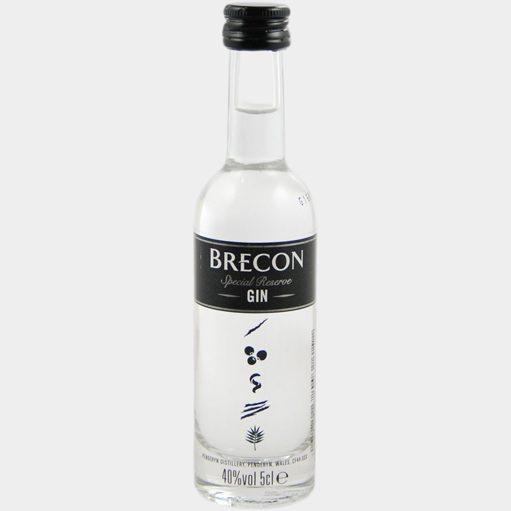 Brecon Special Reserve Gin Miniature