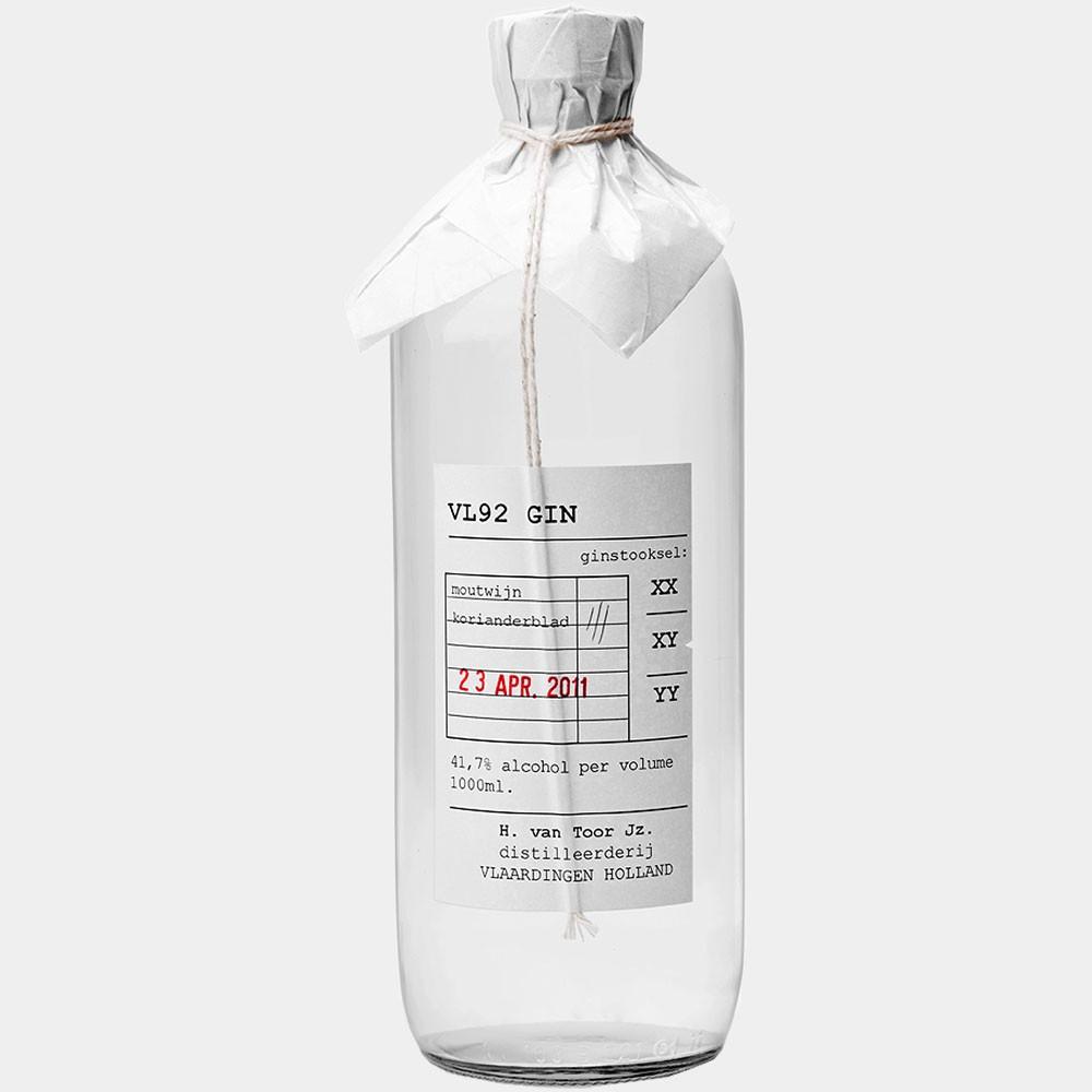 VL92 Gin 1L 41.7% Alk.