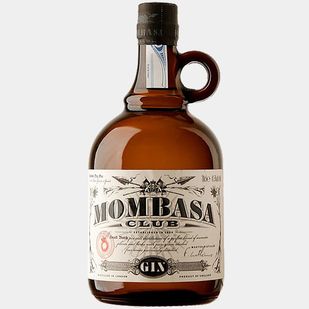 Mombasa Club London Dry Gin 0.7L 41.5% Alk.