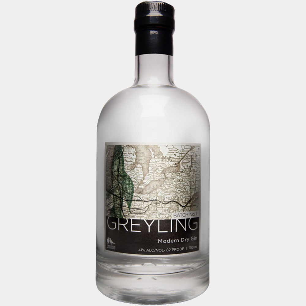 Greyling Modern Dry Gin 0.75L 41% Alk.