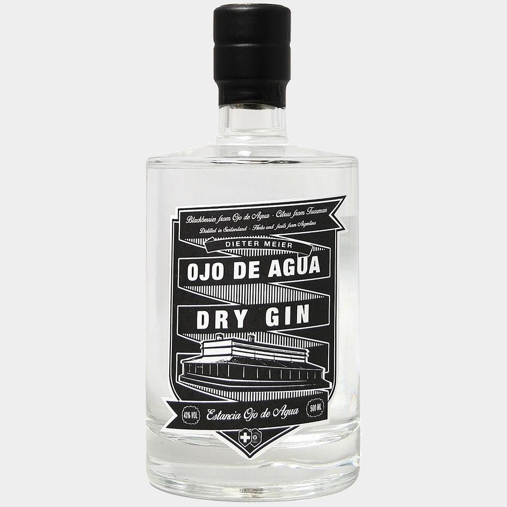 Ojo de Agua Gin, der Gin von Dieter Meier bei ginobility.de kaufen