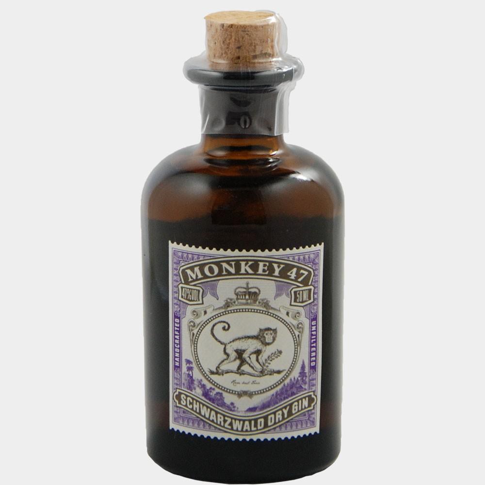 Monkey 47 Dry Gin in der 0,05L Miniature Flasche kaufen
