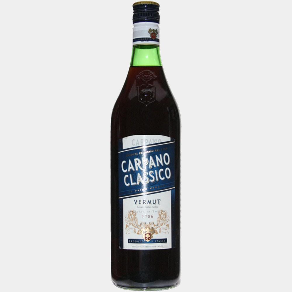 Carpano Vermouth Classico 1L 16% Alk.
