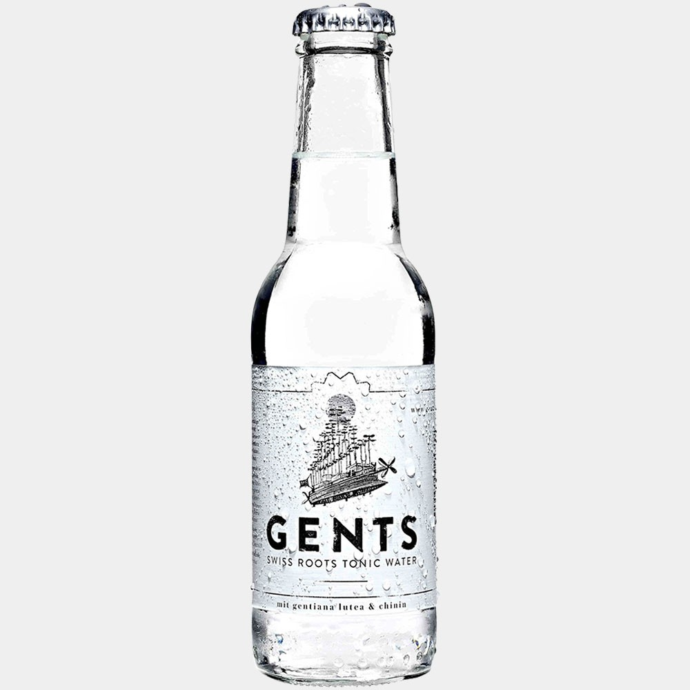 Gents Swiss Roots Tonic Water 0.2L
