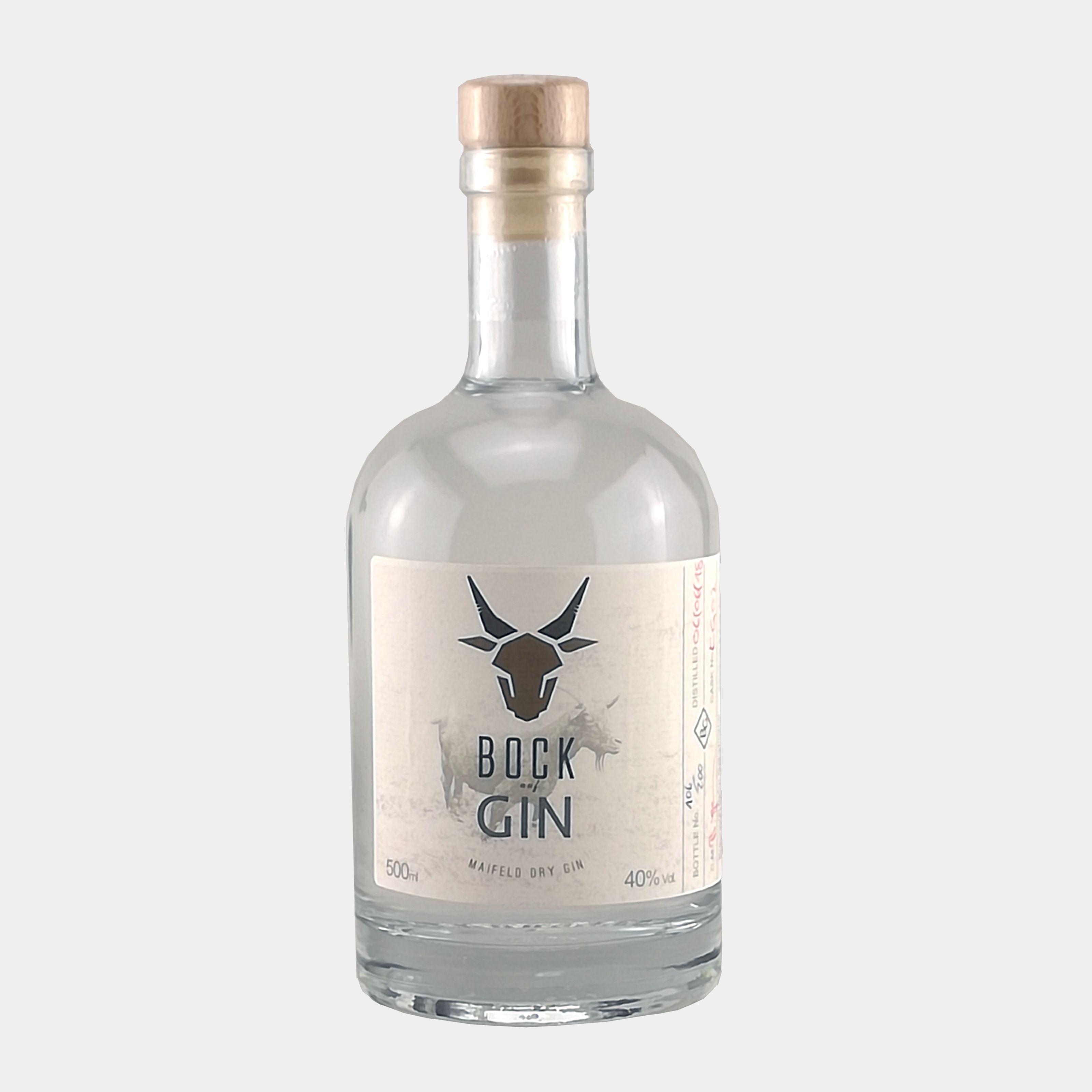 Bock Gin 0.5l 40% Alk.