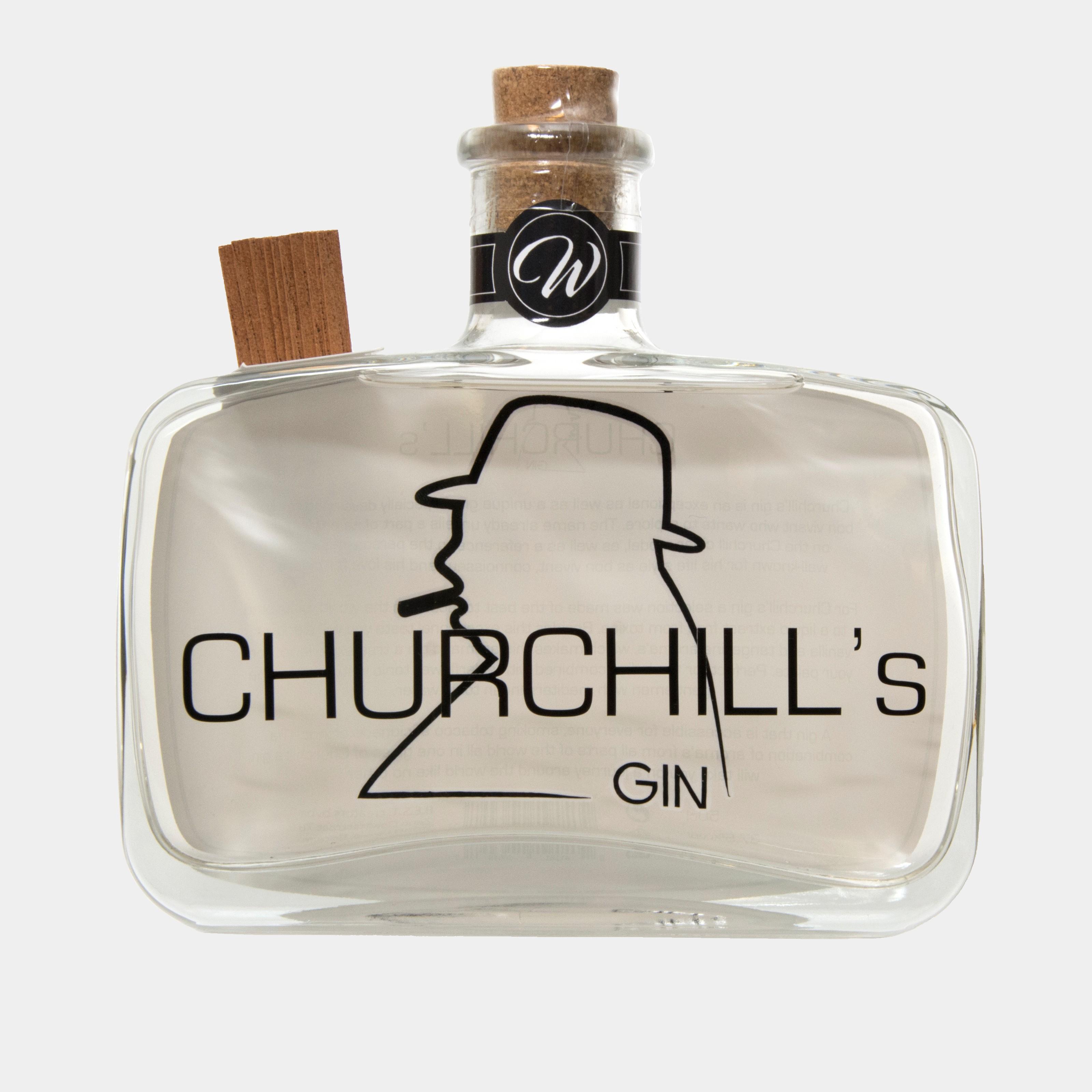 Chruchill´s Gin 0.5l 37,5% Alk.