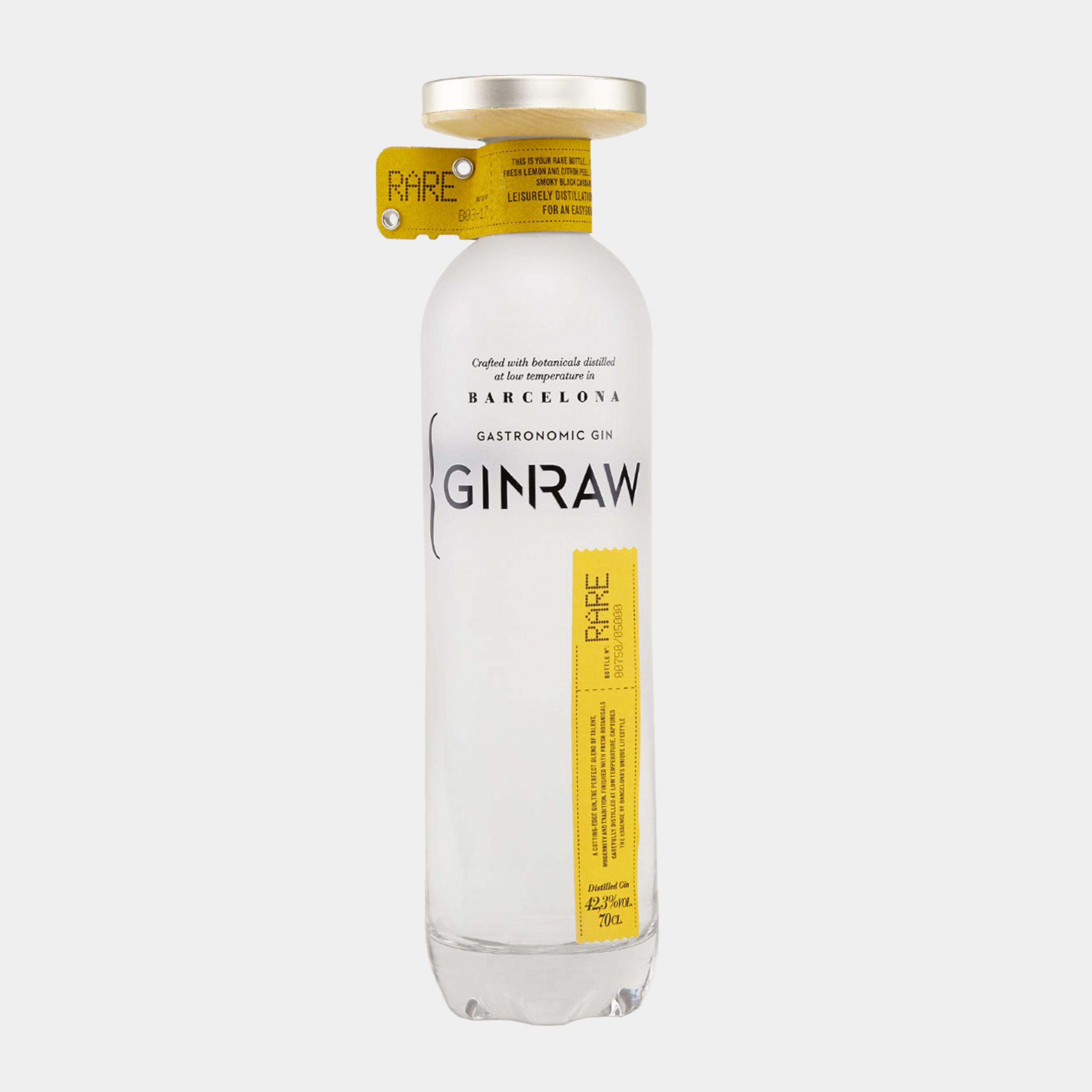 Ginraw 0.7l 42,3 % Alk.