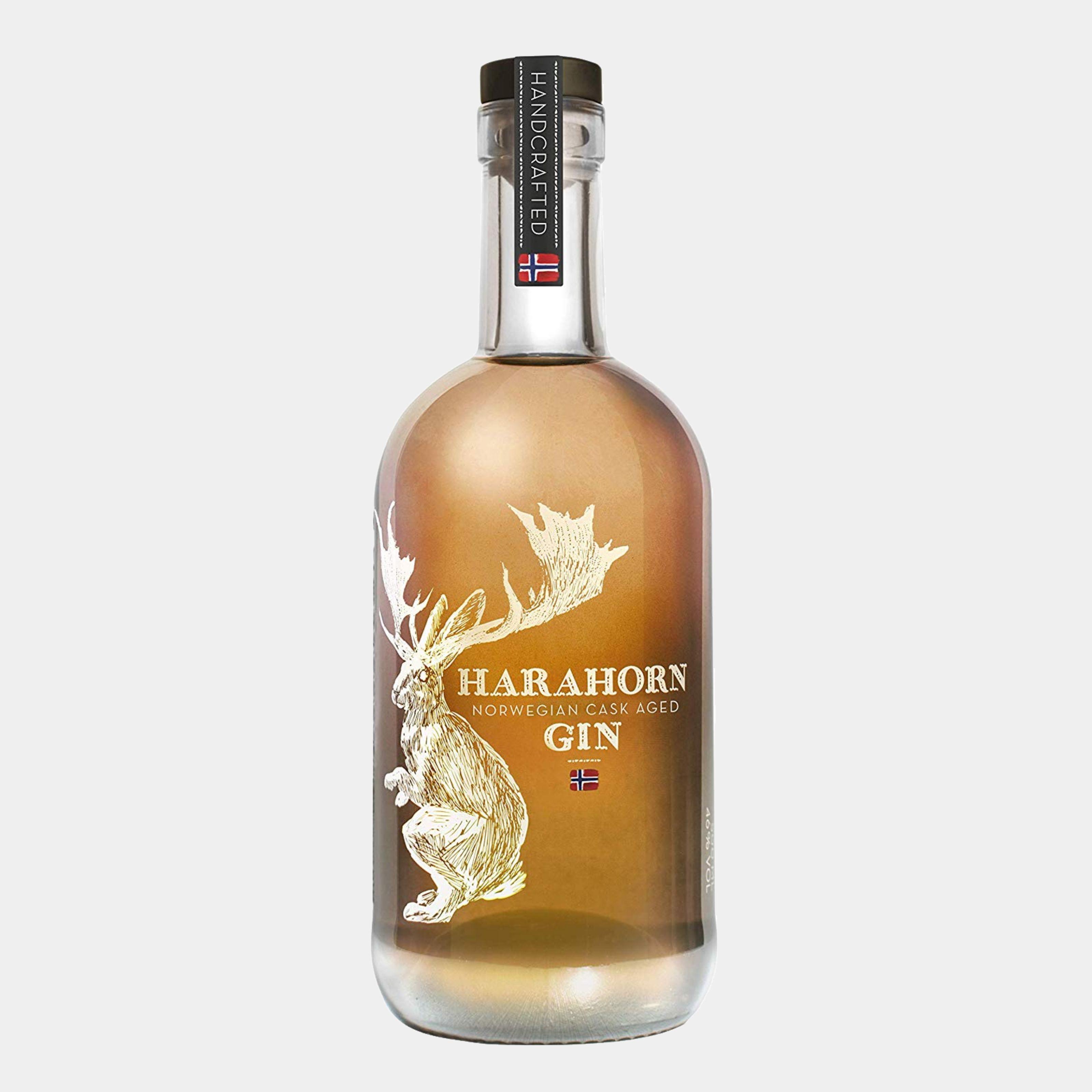 Harahorn Cask Aged Gin 0.5l 41,7% Alk.