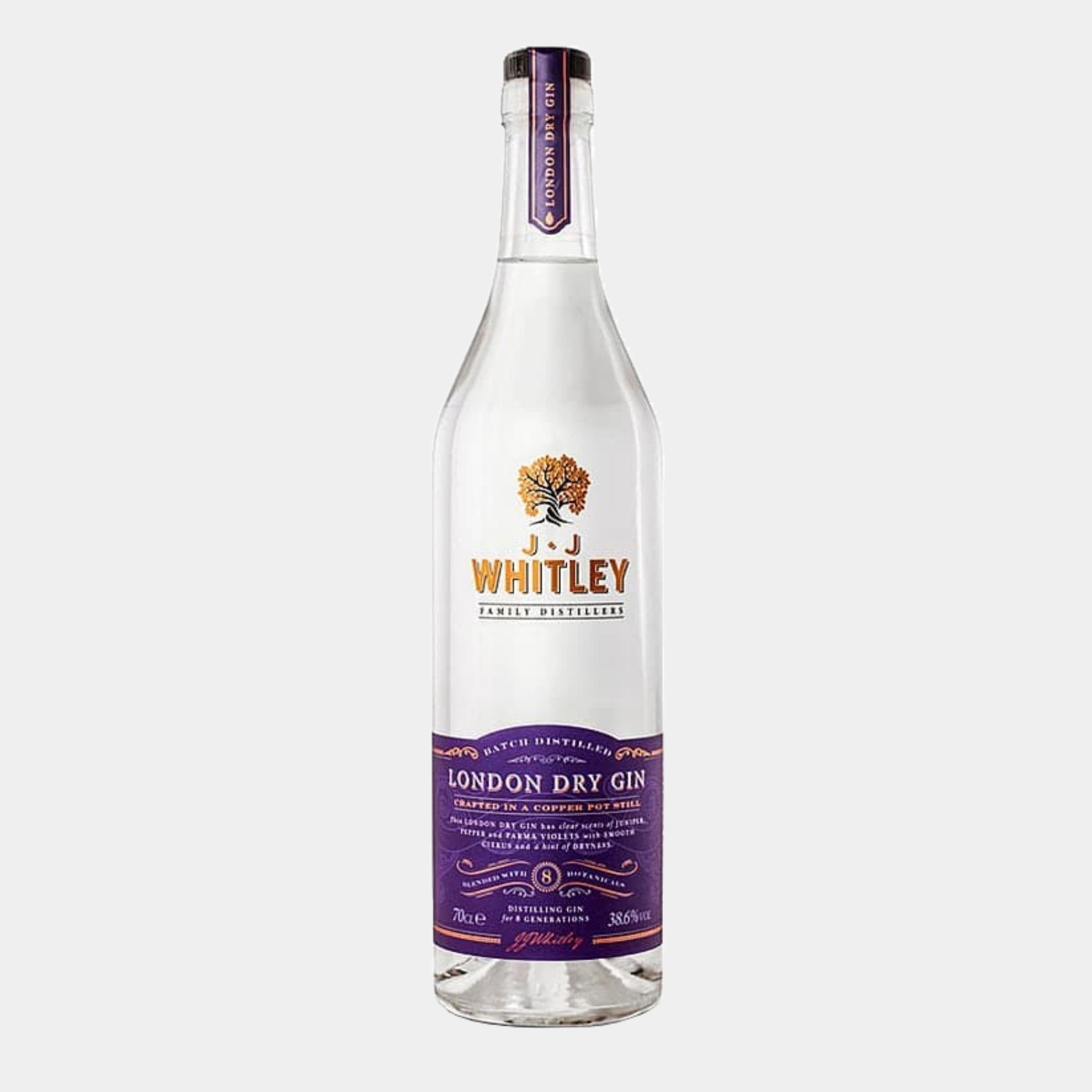 J.J.Whitley 0.7l 40% Alk.