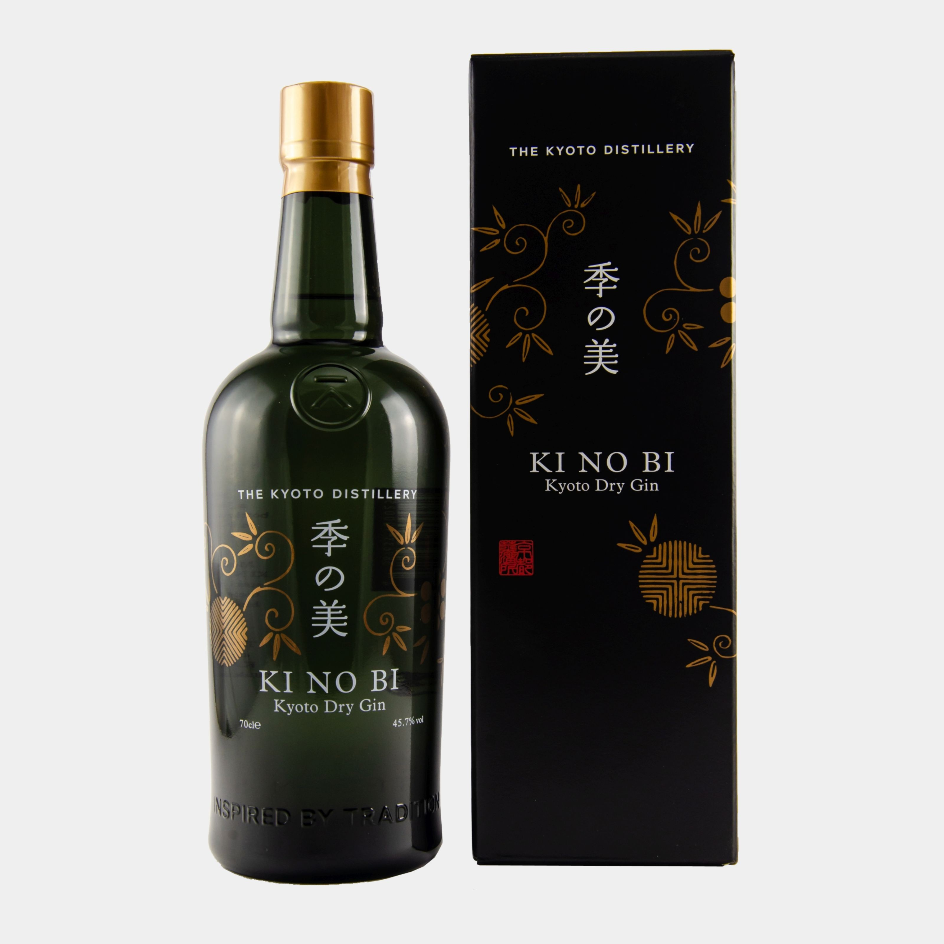 Kinobi Dry Gin 0.7l 45.7% Alk.