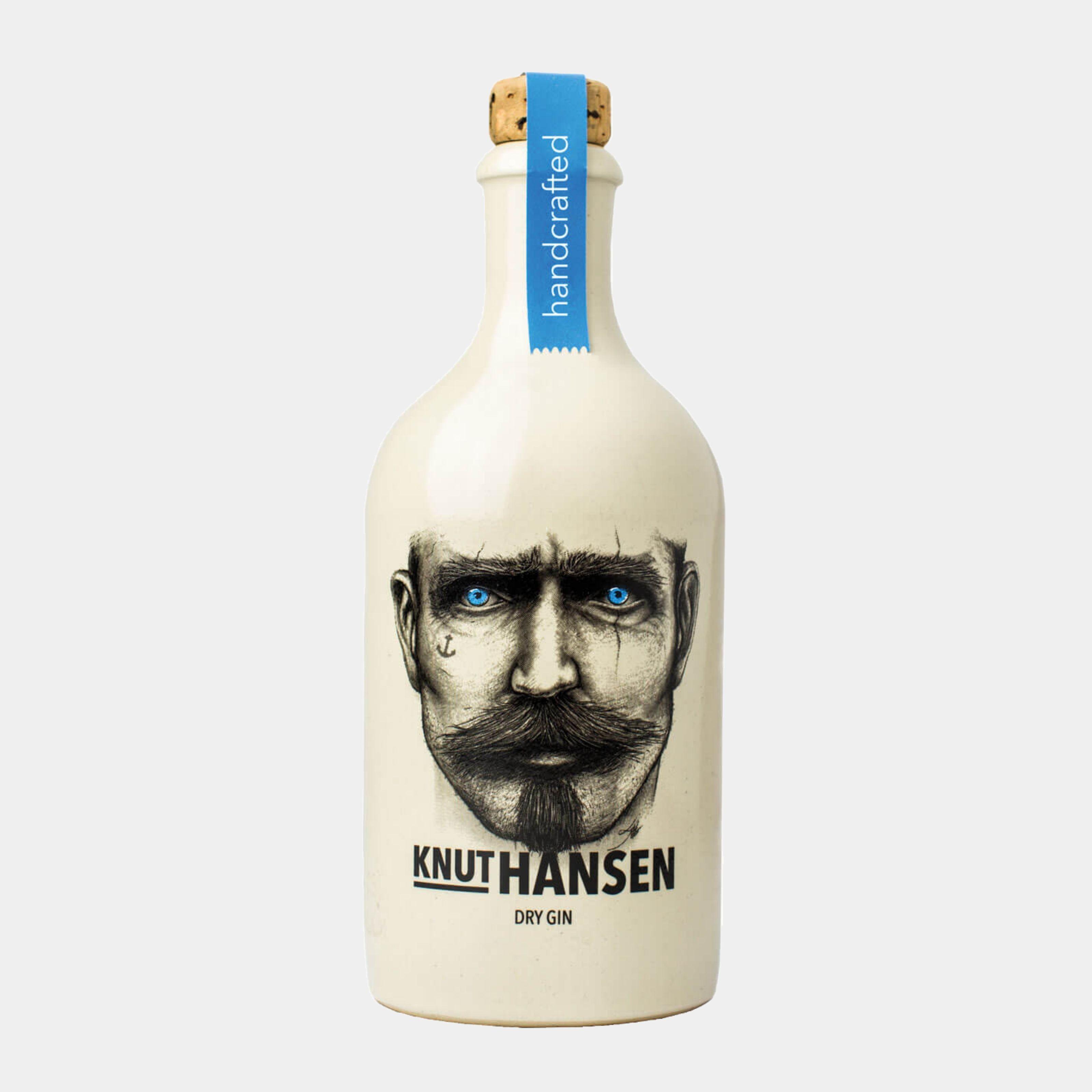 Knut Hansen Dry Gin 0.5l 42% Alk. Ginobility