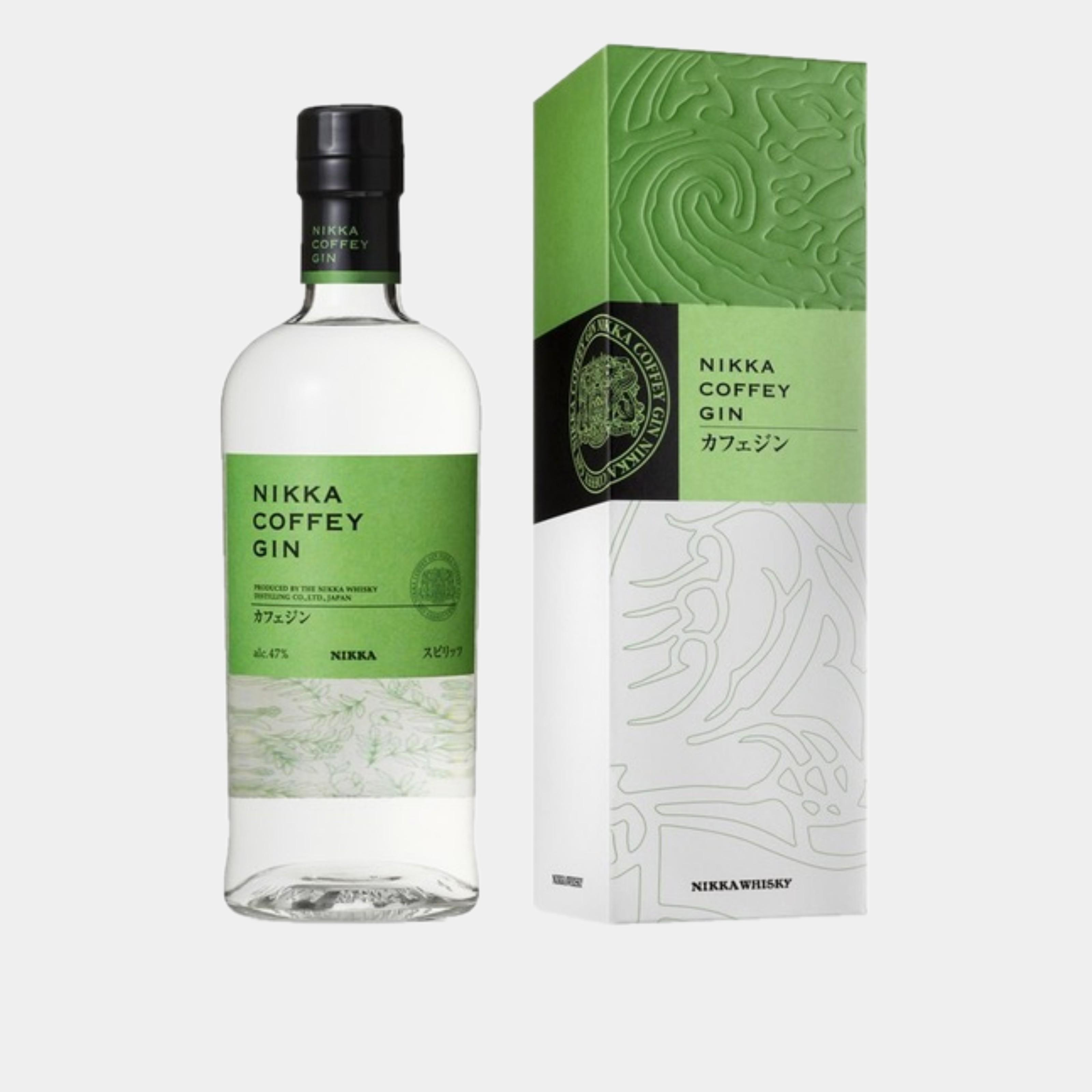 Nikka Coffey Gin 0.7l 47% Alk.