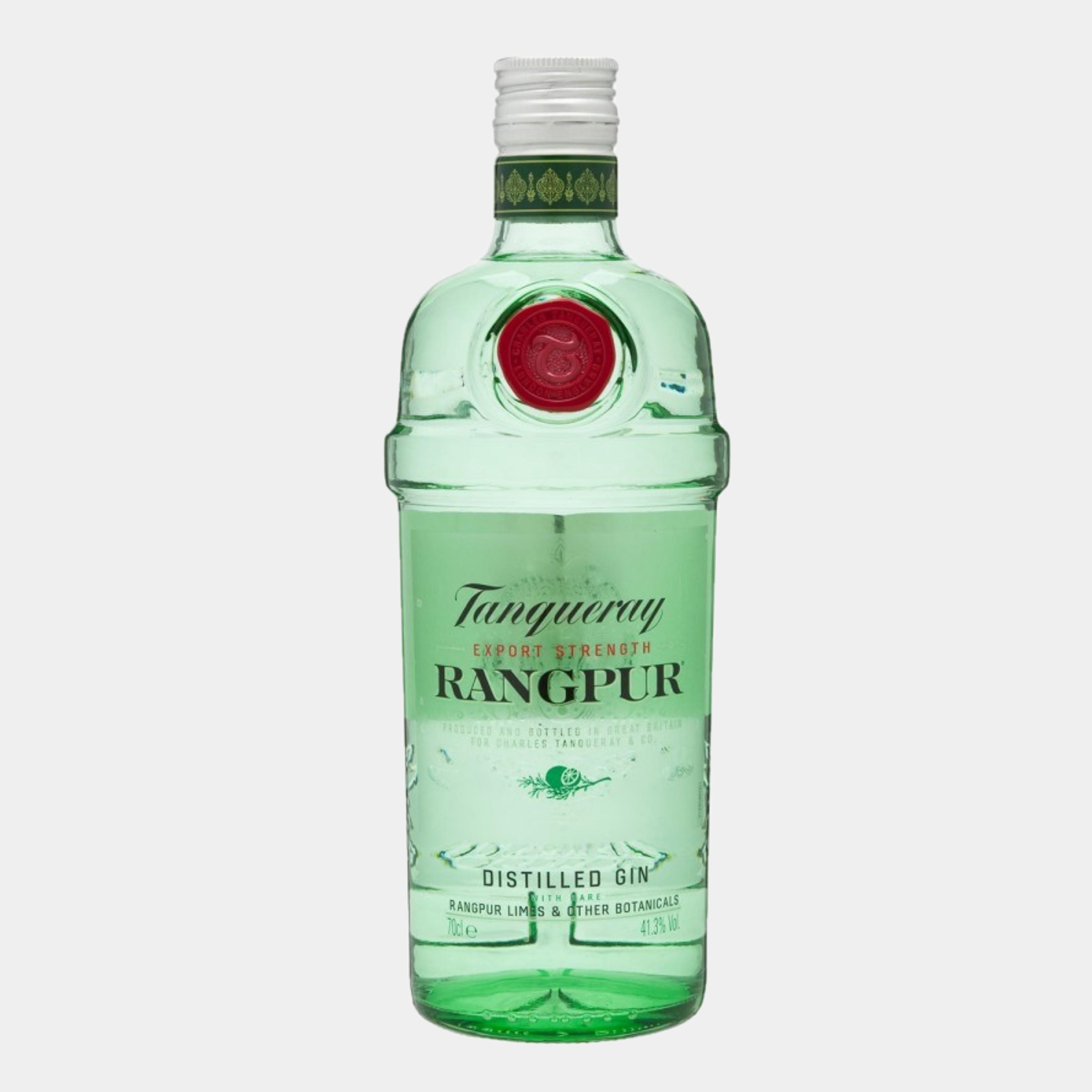 Tanqueray Rangpur Gin 0.7 L 41,3% Alk. Ginobility