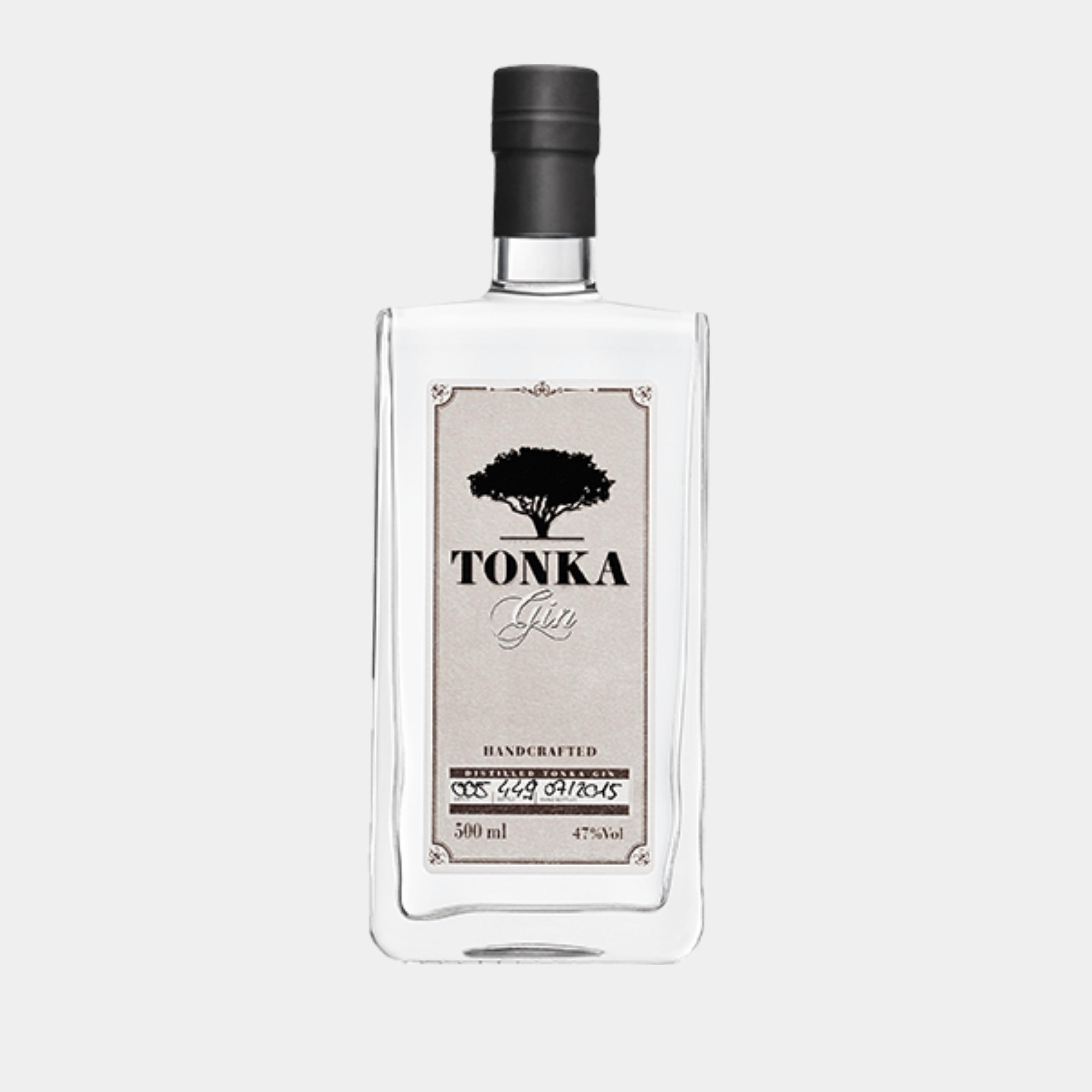Tonka Gin 0.5L 47% Alk.