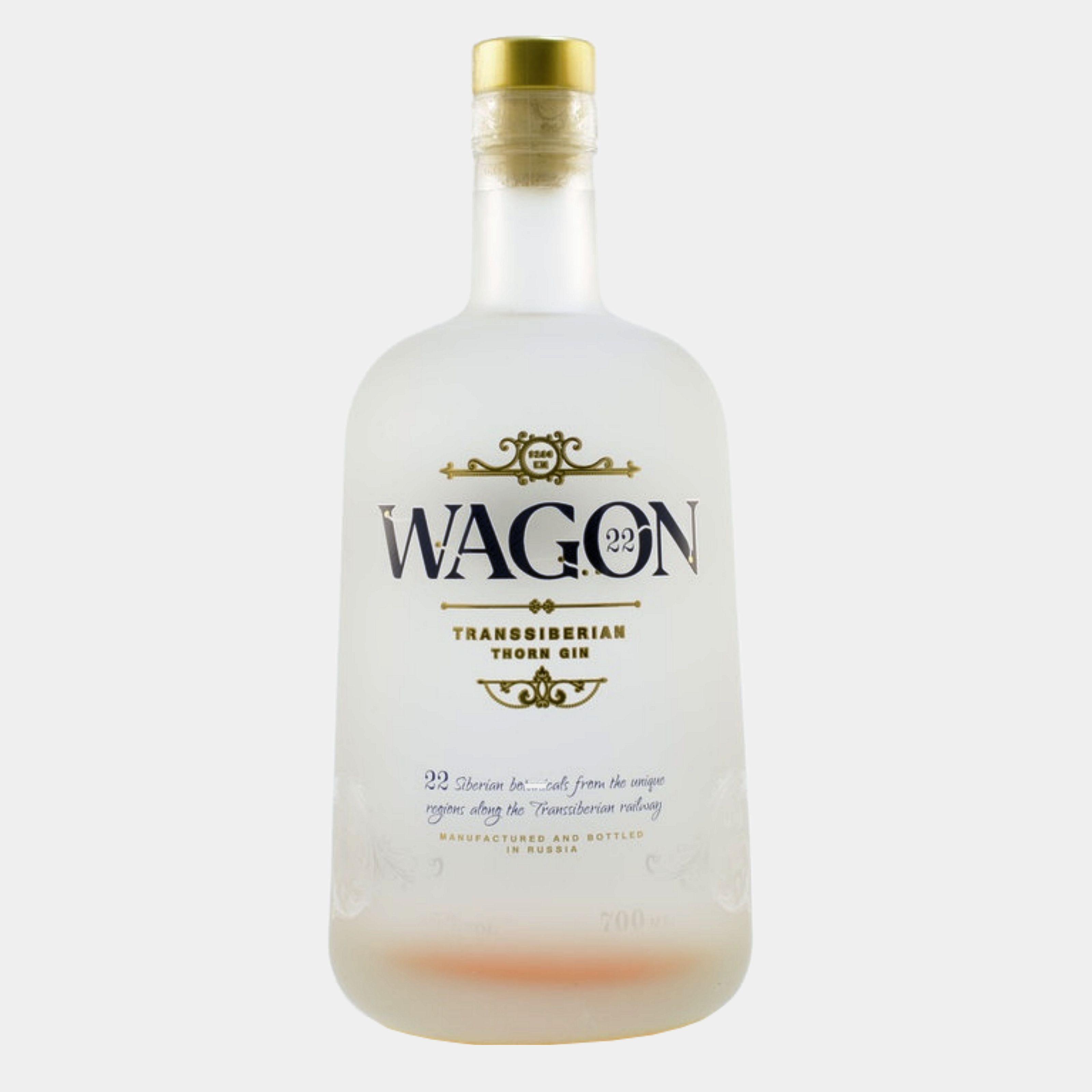 Wagon 22 Gin 0.7l 45% Alk.
