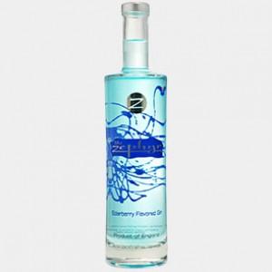 Zephyr Blu Gin 0.75L 40% Alk.