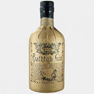 Ampleforth's Bathtub Gin 0.7L 43.3% Alk.
