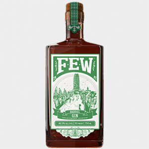 FEW Gin Barrel Aged