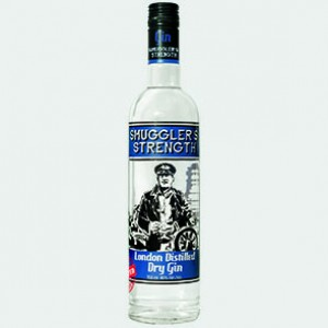 Smuggler´s Strength Gin 0.7L 40% Alk.