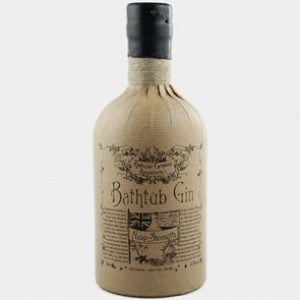 Ampleforth Bathtub Gin Navystrength 57% Alk.