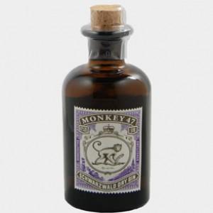 Monkey 47 Dry Gin in der 0,05L Miniature Flasche bestellen