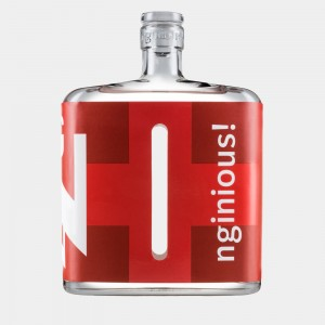nginious! Swiss Blended GIn bei ginobility.de