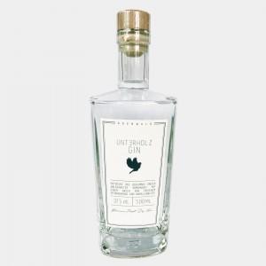 Unterholz Gin 0.5L 37,5% Alk