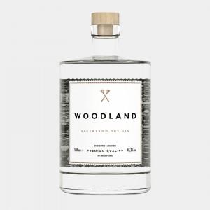 Woodland Sauerland Dry Gin 0,5l 45.3% Alk.