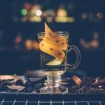 Heißes Getränk für kalte Tage: Tonic Punsch