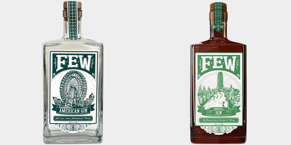 FEW Gin mal zwei
