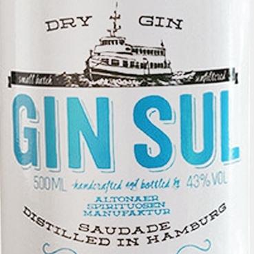 Gin Sul Sonderedition Auf Gro 223 Er Fahrt Gereift Auf Der Ms