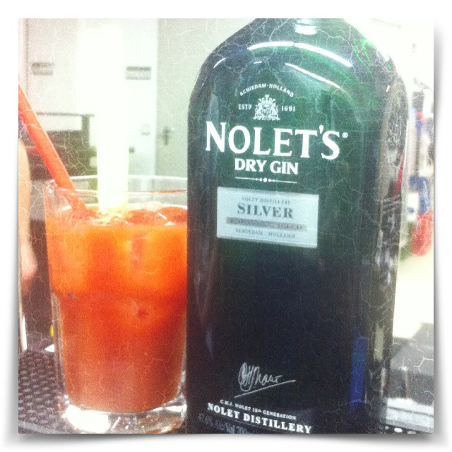Red Snapper - Nolet's Dry Gin Silver