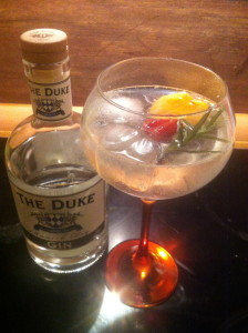 The Duke Munich Dry Gin & Tonic