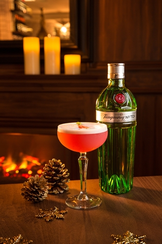 New Years Clover Club