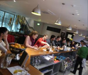 Bar @ City of London Distillery