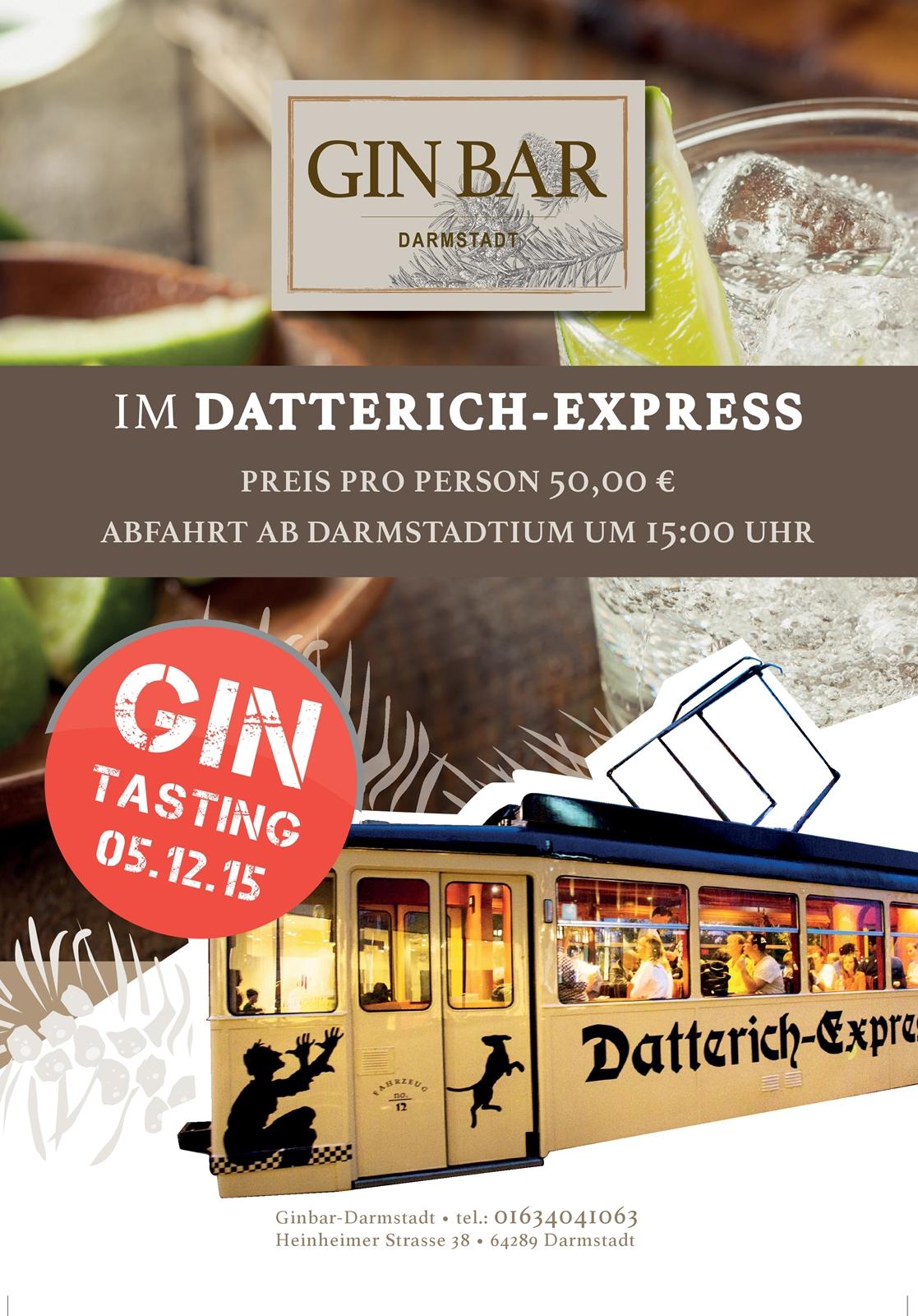 Plakat-Datterich-Express
