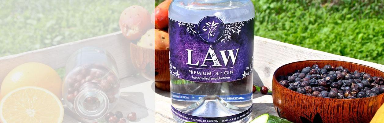 LAW Gin ist da