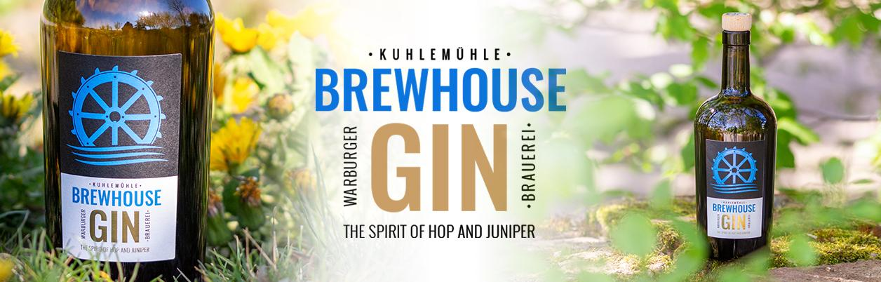 Brewhouse Gin