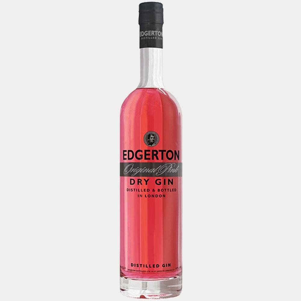 Edgerton Original Pink Dry Gin 0.7L 47% Alk.