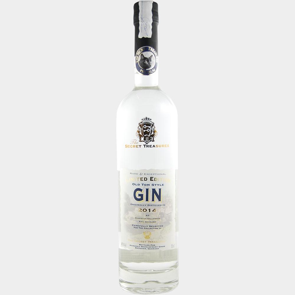 Secret Treasures Gin Old Tom Style 0.7L 40% Alk.