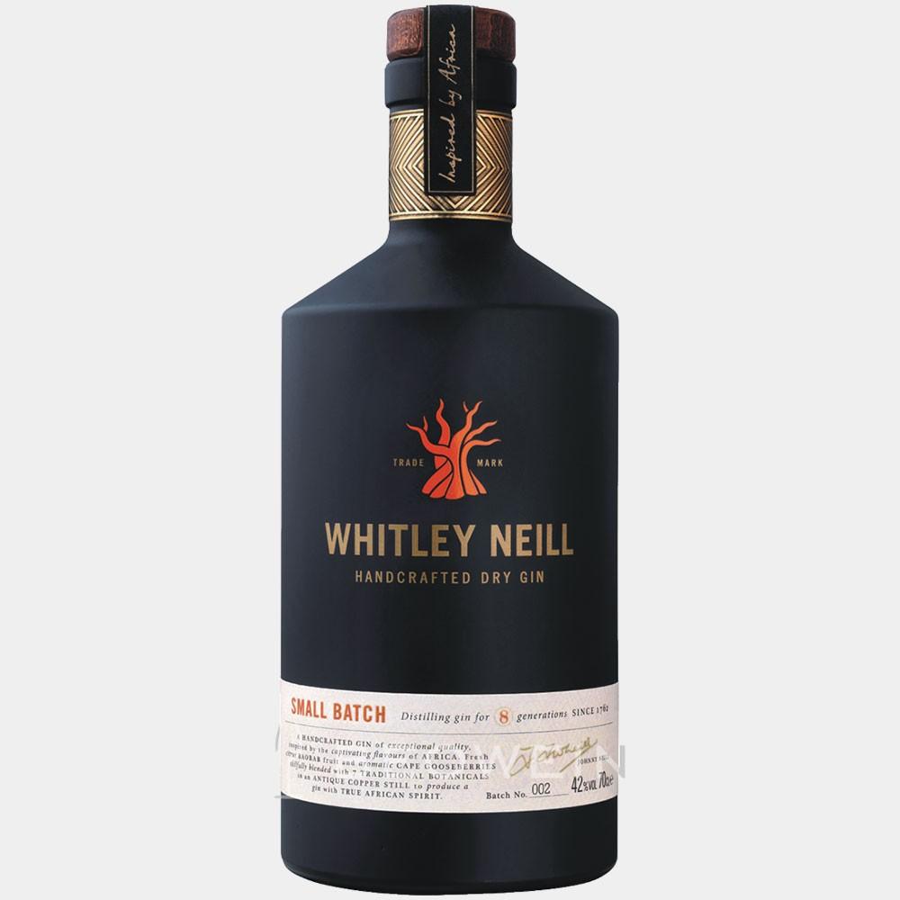 Whitley Neill Dry Gin 0.7L 42% Alk. günstig bei ginobility